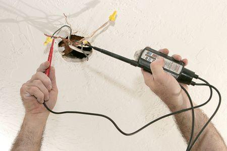 wiring repair